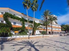 Hotel Figueretes, отель в Ибице