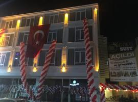 BTK GOLD SUIT HOTEL, hotel in Erzincan
