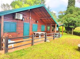 Chalet Stella Dell'Etna, cabin in Milo