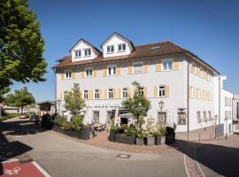 Hotel & Restaurant Rose, hotel near Train Station Ludwigsburg, Bietigheim-Bissingen