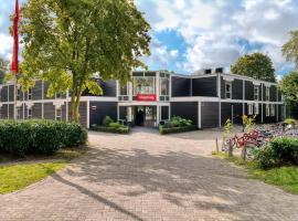 Stayokay Hostel Dordrecht - Nationaal Park De Biesbosch, hotel near Hardinxveld-Giessendam Station, Dordrecht