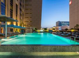 Novotel Deira City Centre, hotel near Dubai International Airport - DXB, Dubai