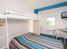 hotelF1 Tours Nord, hotel in Tours