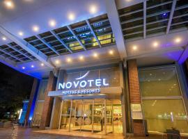 Novotel Santiago Vitacura, hotel en Santiago