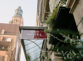 Art Hotel, hotel in Wrocław
