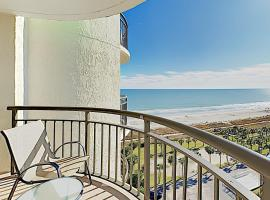 New Listing! Beachside Condo with Hot Tub & Pools condo, apartment in Myrtle Beach