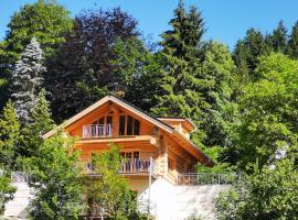 Ferienhaus Chalet-Ettal, family hotel in Ettal