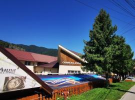 Pensiunile şi magazinele din staţiunea Băile Tuşnad, asaltate de urşi