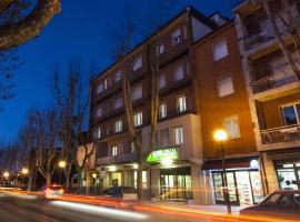 Hotel Italia, отель в Равенне