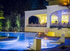 Grand Hotel Aminta, hótel í Sorrento