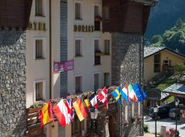 Hotel Tourist, hotel in Valtournenche