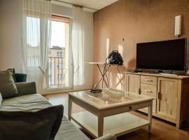 MSC Apartments Chorzow Centrum, hôtel à Chorzów