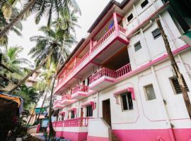 Gods gift guesthouse, country house in Arambol