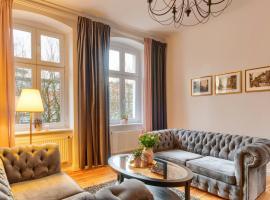 Apartament Skwer Malarzy – hotel w mieście Gorzów Wielkopolski