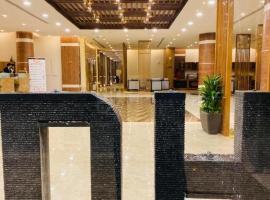 دار هاشم للأجنحة الفندقية - النزهة، فندق بالقرب من متحف صقر الجزيرة للطيران، الرياض