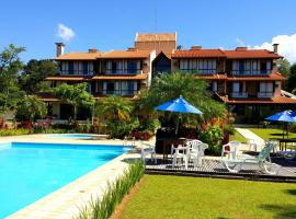 Ilha da Galé Tourist Hotel, hotel near Lagoon Beach, Bombinhas