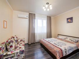 АПАРТАМЕНТЫ НА 4 и 6 ЧЕЛОВЕК ПАРК КРАСНОДАР!, жилье для отдыха в Краснодаре