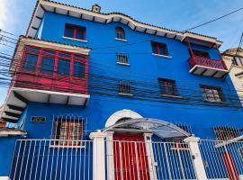 Antyka - La Paz, bed and breakfast en La Paz