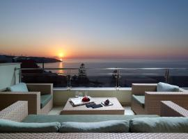 Macaris Suites & Spa, hotel in Rethymno