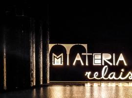 Materia relais, bed & breakfast a Cava de' Tirreni