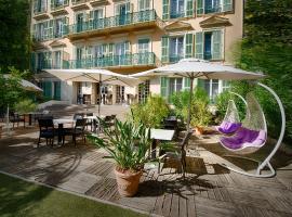 Hotel Villa Victoria, hotel near Place Massena, Nice