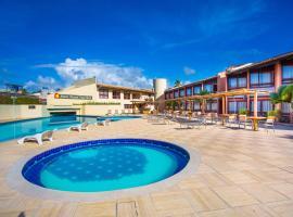 Monte Pascoal Praia Hotel, hotel in Porto Seguro