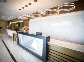 Lintas Platinum Hotel, hotel in Kota Kinabalu