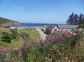 Mill Of Nethermill Holidays, hotel in Pennan