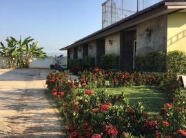 Pz View, resort in Phrae