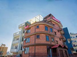 OYO 206 Mount View Homes, hotel near Tribhuvan Airport - KTM, Baudhatinchule
