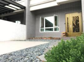 風箏民宿,台東市的度假住所