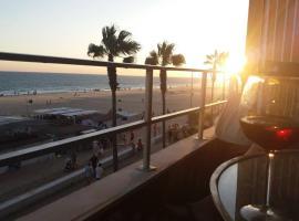 Primera línea de playa. Zona playa Costilla. Rota, hotel en Rota