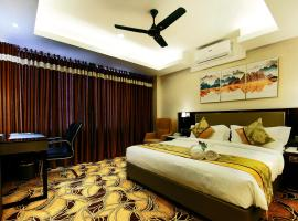 Merlin Residency, accessible hotel in Kottayam