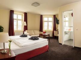 SchlafGut AppartementHotel, Ferienunterkunft in Leipzig