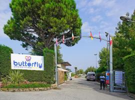 Butterfly Camping Village, campground in Peschiera del Garda
