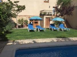 Hotel Castellote, hotel in Castellote