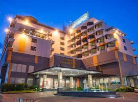 โรงแรมอัศวรรณ  โรงแรมในหนองคาย