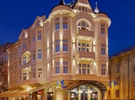 Hotel Atlas Deluxe, hotel near The Bandinelli Palace, Lviv