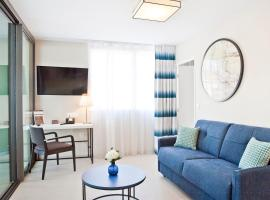 Residhome Marseille, serviced apartment in Marseille