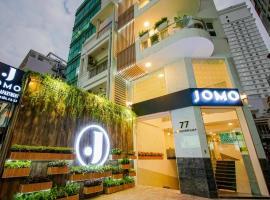 Jomo – hotel w Ho Chi Minh
