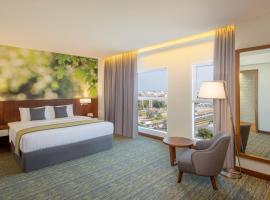 Wyndham Garden Muscat Al Khuwair, hotel in Muscat