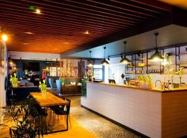 Restauracja Hotel Balton, hotel in Grajewo