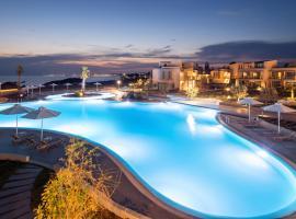 Portes Lithos Luxury Resort, отель в городе Неа-Потидеа