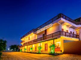 Mini Hotel Dunas, hotel in Jericoacoara