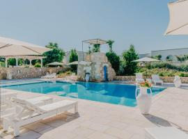 Masseria Muntibianchi AgriResort, hotel en Otranto
