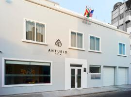 Anturio Hotel, hotel en Trujillo