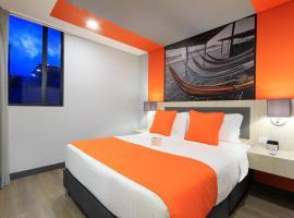 GIO Suites Bogotá, apartamento en Bogotá