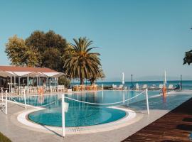Vournelis Hotel: Limenas'ta bir otel