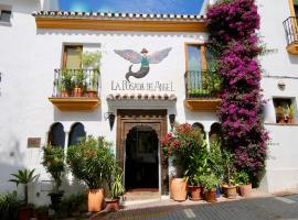 La Posada del Angel, hotell nära La Cala Golf, Ojén