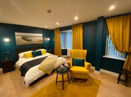 Sky City Apartments, hotel in Coventry